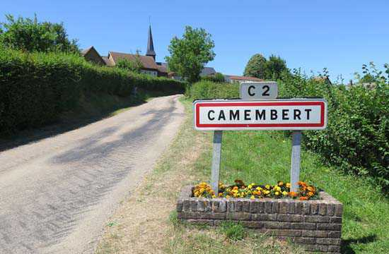 Camembert, un nom mondialement connu ©  shorty25 - fotolia.com